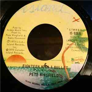 Pete Wingfield - Eighteen With A Bullet download