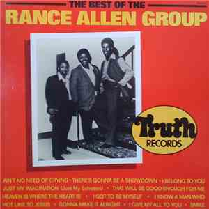 The Rance Allen Group - The Best Of download free